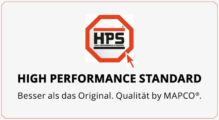 HPS – High Performance Standard