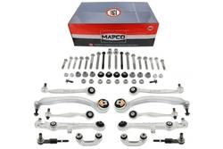 MAPCO 59818/1HPS Querlenkersatz VA verstärkt  komplett mit Schraubensatz mit Koppelstangen